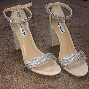 Steve Madden sparkling heels 😍